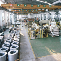 Coil processing facility in Dongguan, Mainland China