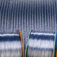 Steel wire rope and steel wire rope products